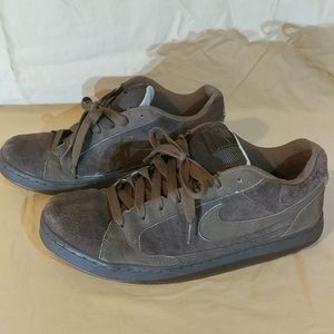 Nike NYX Dylan Skate Shoes, Suede
